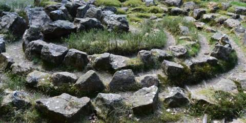 Steinlabyrinth Velmerstot