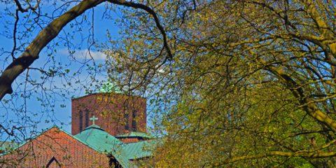 Kirche Heilige Schutzengel